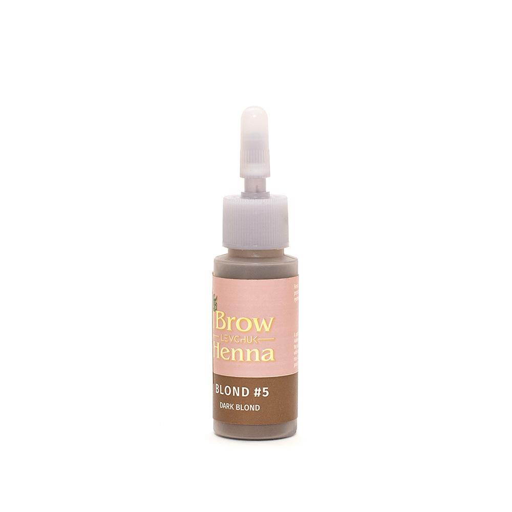 BH Henna Brow Dye Blond