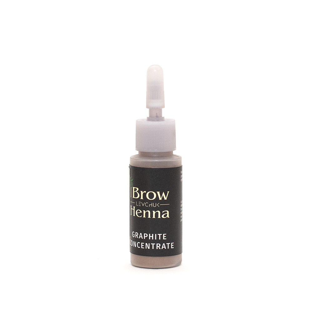 BH Henna Brow Dye Graphite Concentrate