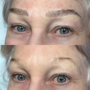 some people choose to get microblading to add a youthful look