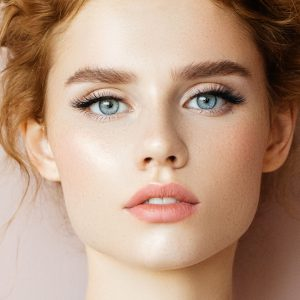 Ombré brows/powder brows is a technique of cosmetic tattooing that provides a means to fill the brow with a dot shading effect resulting in a daily makeup look done with an eyebrow pencil, powder or pomade